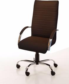 Cadeira Escritório Presidente Roma (100% Nacional)