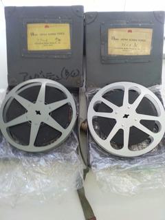 Películas Para Proyector (carretes 8mm - 16mm - 35mm).