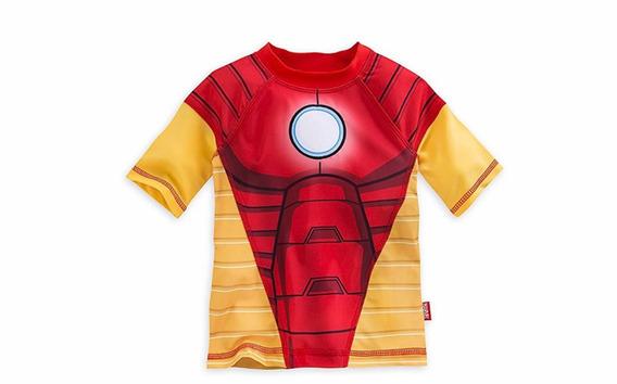 Remera Marvel Iron Man Original