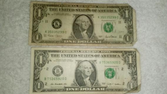 Nota Antiga 1 Dolar