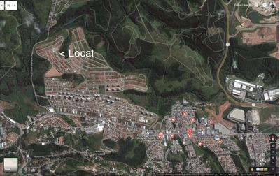 Lindo Terreno Em Cajamar, Bairro Planejado, À 20min. Da Lapa