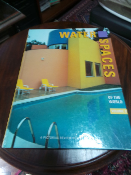 Livro Arquitetura Water Spaces Of The World Importado