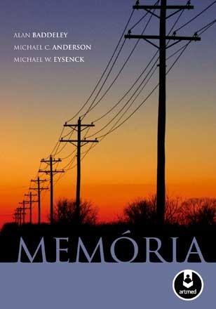 Livro Memória De - Ed. Artmed - Em Médio Estado