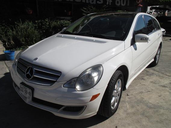 Mercedes Benz R 350 Premium 7 Pasajeros 6 Cil