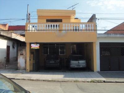 Casa À Venda No Parque América ¿ Grajaú Com 4 Dormitórios, 2 Vagas - Sz2115