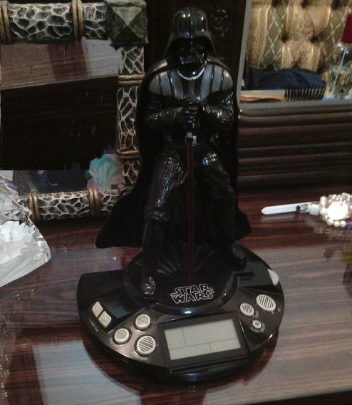 Radio Reloj Despertador Darth Vader. Star Wars.