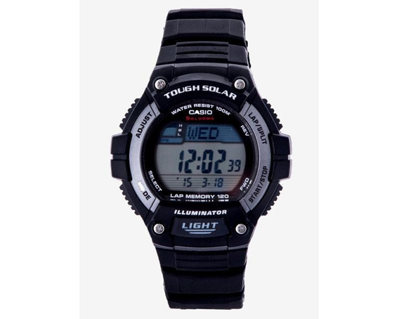 Reloj Casio Ws-220-1avcf Negro Pm-7053813