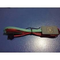 Kit 50 Microfone Para Rastreador Gt06+ Botão De Panico