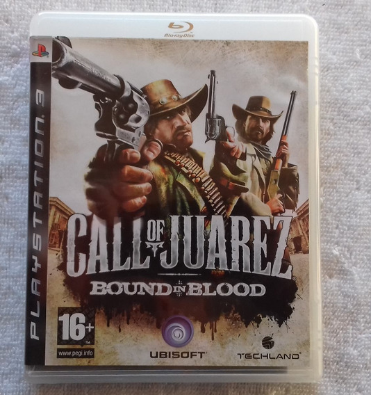 Call Of Juarez Bound In Blood Ps3 ** Leia