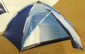 Carpa Camping Autoarmable Armado Automatico 3 Personas Znort