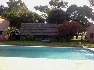 Quinta En Alquiler En Mercedes. 4hectareas De Campo