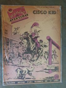 Cisco Kid Mundo D Aventuras 93 Form Tabloide 1951 Frete Grát