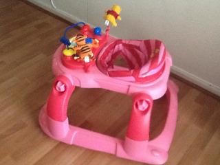Andador Disney Pooh 4ruedas Plegable En Osorno