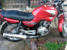 Yamaha Ybr Ybr 2011