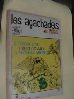 Revista Los Agachados De Rius , Año 1972