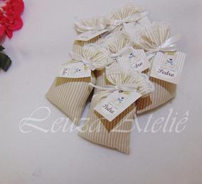 30 Lembrancinhas Sachê Perfumadas Maternidade Chá Bebê