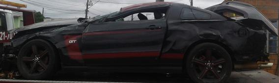 Ford Mustang Gt 2010 4.6l Sucata Para Peças