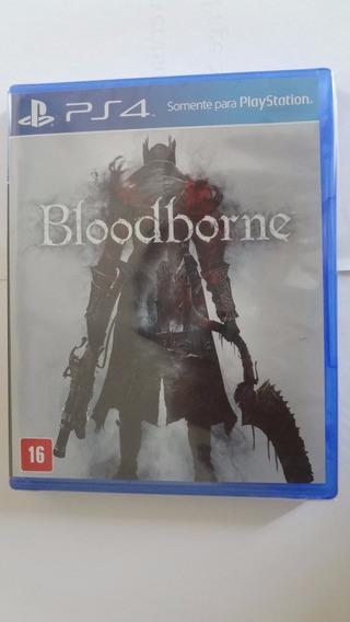 Bloodborne Ps4 Novo E Lacrado