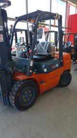 Autoelevador Chl (heli) 0km Triple Motor Isuzu U$s 22000