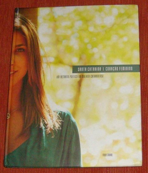 Livro Santa Catarina - Coração Feminino
