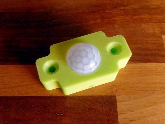 Case Para Sensor De Movimento P Arduino