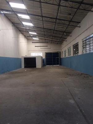 Galpão Comercial Para Locação, Jardim Ruyce, Diadema. - Codigo: Ga0113 - Ga0113