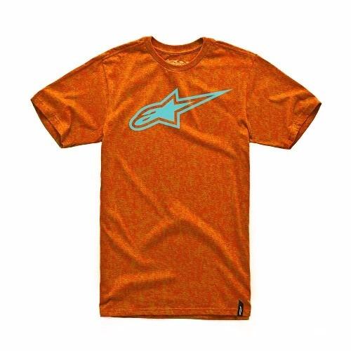 Camiseta Alpinestarscustom Casual Camisa