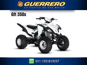 Cuatriciclo Honda Guerrero 350