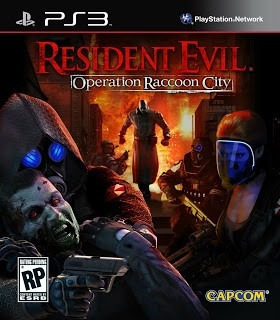 Jogo Resident Evil Operation Raccoon City Ps3 Mídia Física