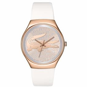Relógio Lacoste Usado Branco