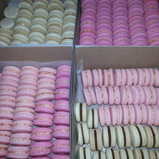 Macarons Y Mini, Cupcakes, Shots, Bombones, Tortas, Y Más