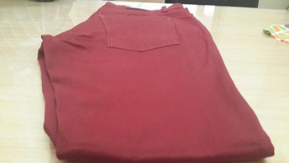 Pantalon Bordo Ufo Talle 46