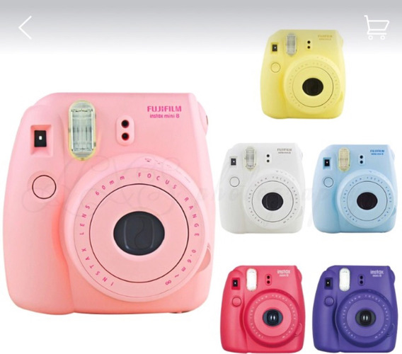 Fuji Fujifilm Instax Mini 8 Film Photo