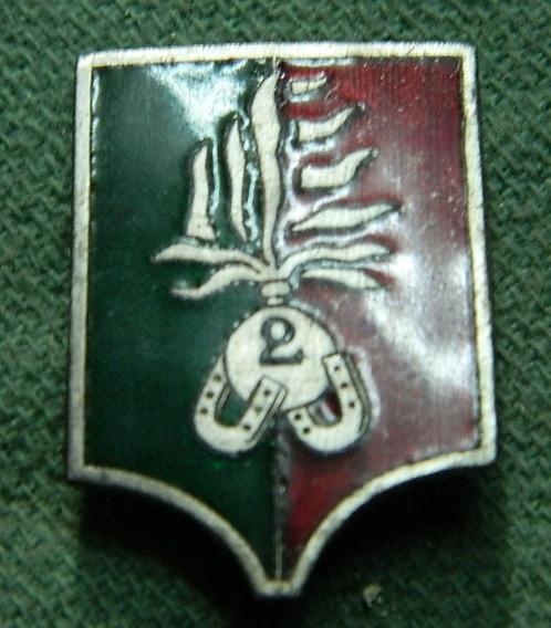 Legion Extranjera - Francia - Insignia - Nº29