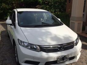 Honda Civic 1.8 Lxs At Sedan 140 Cv L12