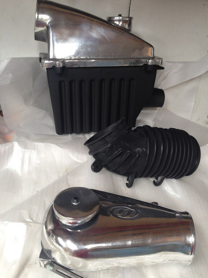 Kit Caixa Do Filtro De Ar + Tbi Para Blazer/s-10 4.3v6 Gnv