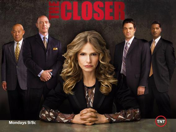 The Closer - As 7 Temporada Legendadas Com Caixinhas