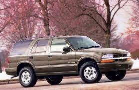Diagramas Electricos Chevrolet Blazer 1995-2005