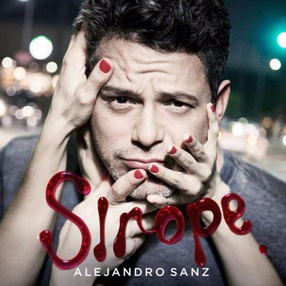 Sirope - Alejandro Sanz - Disco Cd - Nuevo (13 Canciones)