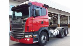 Scania G420 6x2 Ano 2010
