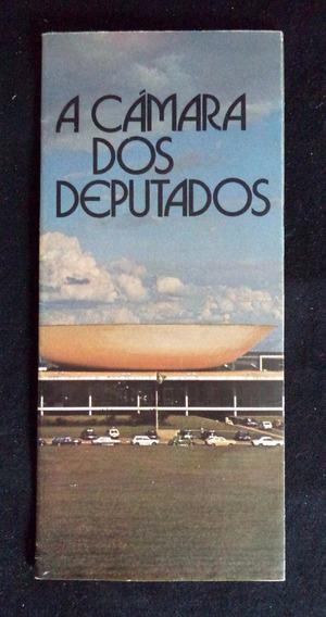 Câmara Dos Deputados Brasília Política Folheto