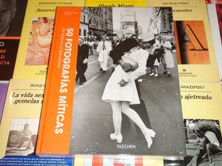 50 Fotografias Miticas - Taschen