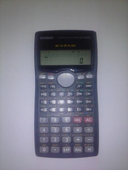 Calculadora Semi Nova Casio Scientfic Calculator Fx 570ms