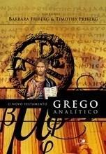 O Novo Testamento Grego Analítico Editora Vida Nova