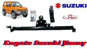 Engate Removível Reboque Jeep Suzuki Jimny Inmetro E Contran