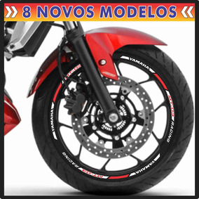Kit Adesivo Friso Refletivo Yamaha Mt-03 Mt03 Mt 03 Top