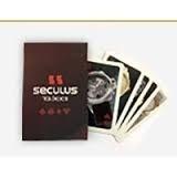 Baralho Seculus Relógios Card Game Copag 55 Cartas