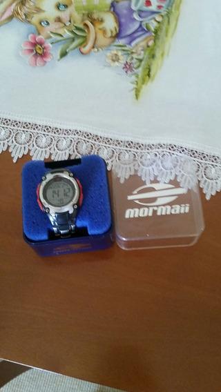 Relógio Mormaii Original Com A Pulseira Arrebentada