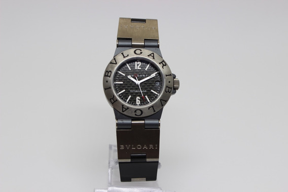 Bulgari Titanium 2008 Quartz 32 Mm