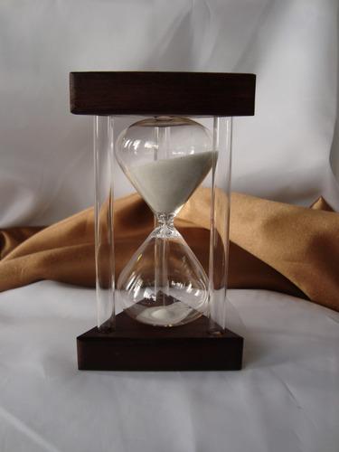 Imagen 1 de 6 de Reloj De Arena De 5', 14 Cm. X 7 Cm Reuniònes Y Convenciònes